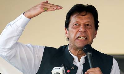 PM Imran Khan reveals a conspiracy to sabotage his UNGA Visit