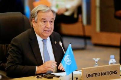UN Chief gives an advice to India over Occupied Kashmir lockdown