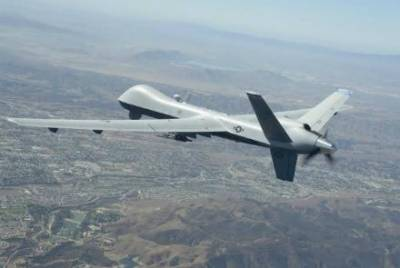 US Military carries out drone strike in Nangarhar near Pak Afghan border against ISIS terrorists