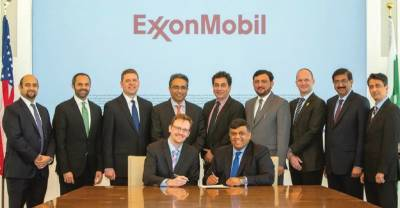 World largest Oil and Gas Company ExxonMobil makes a historic entry into Pakistan
