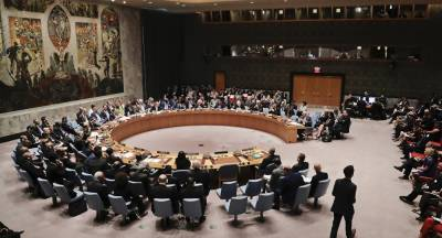 China and Russia block UN Security Council western backed Resolution