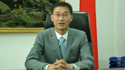 Chinese Ambassador in Islamabad hits out at India, rejected Indian government statement
