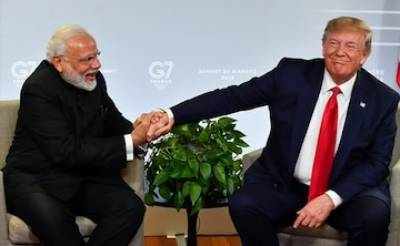 How US President Trump uses PM Modi for his interest and Indians are happily fooled? US Media Report
