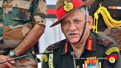 If something goes wrong in India, whether planned by Pakistan or NOT, Indian Army to hit back at Pakistan: Indian Army Chief