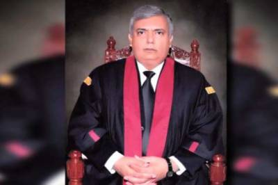 LHC Justice Aminuddin Khan elevated as Judge of Supreme Court of Pakistan