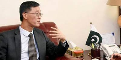 Chinese Ambassador rejects media reports linked with CPEC mega project