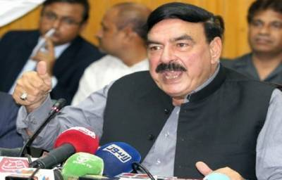 Federal Minister Sheikh Rashid hints at a secret deal in making