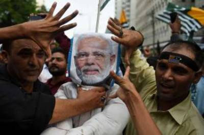 Indian PM Narendra Modi faces humiliation in his America visit