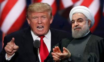 Iran responds back to the new US sanctions against Tehran