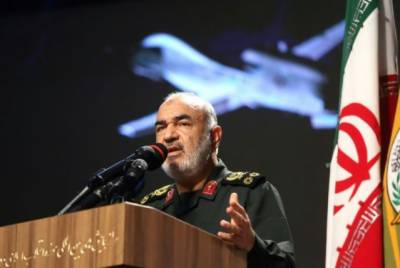 Iranian Revolutionary Guards Commander issues stern warning to Gulf Nations