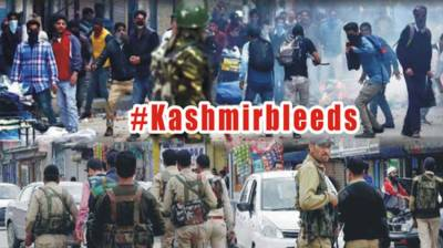 Over 95,000 Kashmiris martyred by Indian Military in last three decades: Report