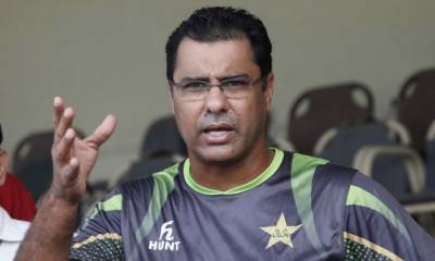 Pakistan Bowling Coach Waqar Younis to miss Pakistan Vs Srilanka ODI Match