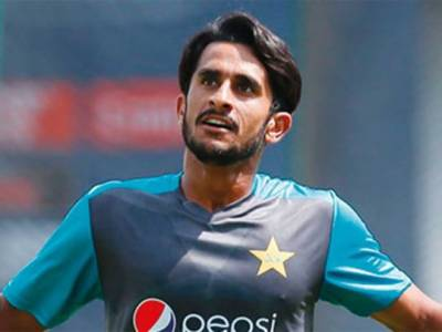 Pakistani young pacer Hasan Ali faces a setback ahead of series against Sri Lanka