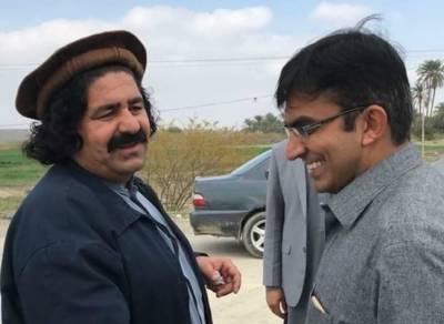 PTM leaders Mohsin Dawar, Ali Wazir released from jail