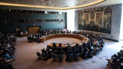 Russia and China vetoed UN Security Council resolution
