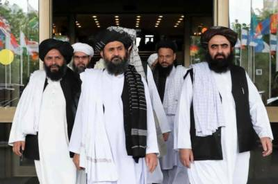 Afghan Taliban seek China's support against US over Afghanistan peace talks