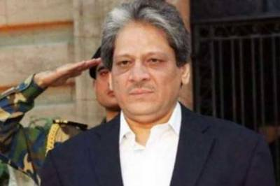 Former Governor Sindh Dr Ishratul Abad lands in hot waters