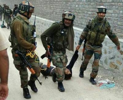 Indian Army inhuman torture cells in Occupied Kashmir takes life of a teenager boy