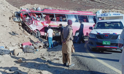 Over 41 people killed and injured in horrific accident at Babusar, Pakistan