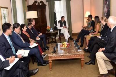 PM Imran Khan held two important meetings in New York