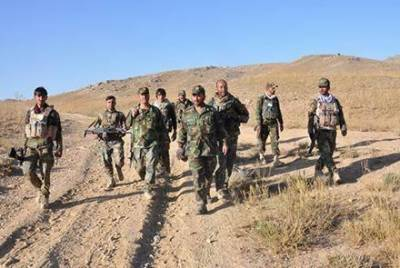 Afghan Military claims retaking key district from Afghan Taliban
