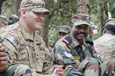 In a first, US and Indian Militaries to hold tri services joint military drills
