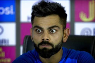 Indian skipper Virat Kohli gets a stern warning
