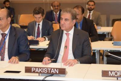 Pakistan clearly sides with Islamic Central Asian Republic over regional conflict inline with UNSC resolution