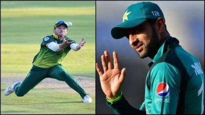 Pakistan's veteran Shoaib Malik world record equalised by South African player
