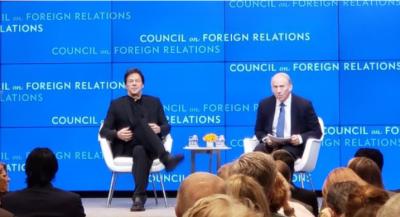 Pakistani PM Imran Khan rejects talks with fascist Modi regime in India