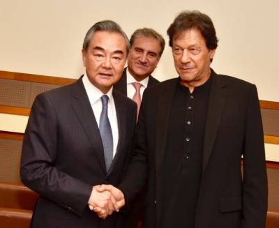 PM Imran Khan held crucial talks over Kashmir issue with Chinese Foreign Minister in New York