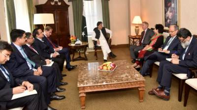 Top US official seek Pakistan America enhanced partnership and significant role in Afghan peace process