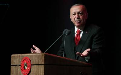 Turkish President Erdogan asked to raise Kahsmir issue at UNGA and OIC Contact Group