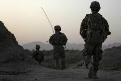 Another US Military Convoy comes under attack from Afghan Taliban, this time in Kandahar Afghanistan
