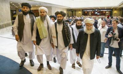 Afghan Taliban take a good step for people of Afghanistan