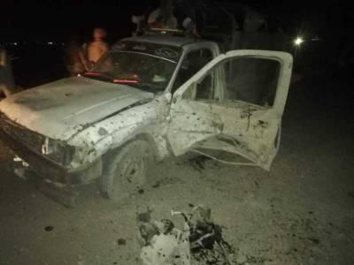 Bomb blast in Quetta targets Police