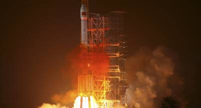 Chinese space power: China launches hyper sensitive Satellite, first ever by any Nation in the history