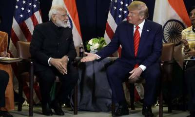 In a diplomatic blow for India, US rejects trade deal with Delhi