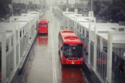 Lahore Metro Bus Project: Corruption worth Rs 120 million unearthed in previous government tenure