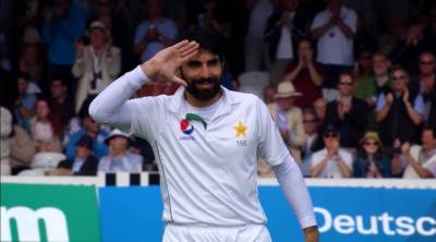 MisbahHaq response over reporter question of 'tuk tuk' problem with Pakistan team left him red faced