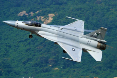Pakistan achieves yet another milestone over JF - 17 Thunder Fighter Jet