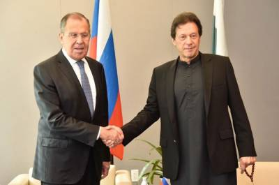 Pakistan PM Imran Khan held important meeting with Russian Foreign Minister