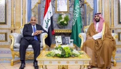 Saudi Arabia Prince MBS holds important meeting with Iraqi Prime Minister