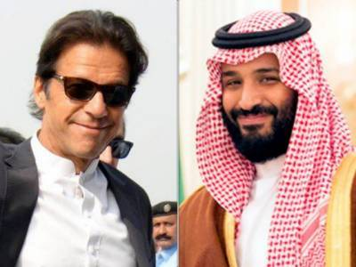 Saudi Crown Prince fulfils promise made to Pakistani PM Imran Khan