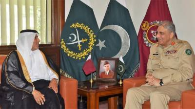 Security situation in Pakistan is fast improving towards enduring peace: COAS General Bajwa