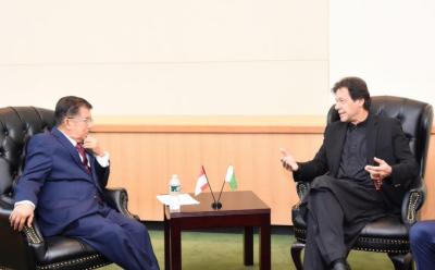 Pakistan seek Indonesia's support over Occupied Kashmir