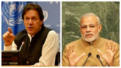 PM Imran Khan and Indian PM Modi to clash in UN General Assembly session today
