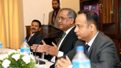 Round Table Conference on Occupied Kashmir held by Pakistani embassy in Nepal