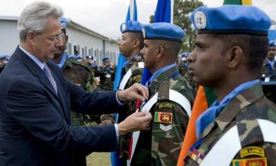 The appointment of controversial Army Chief draws UN ire and sanctions
