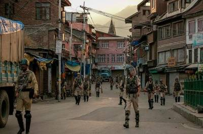 Curfew and Restrictions enter 56th day in Occupied Kashmir, Over 11,000 Kashmiris still under arrest